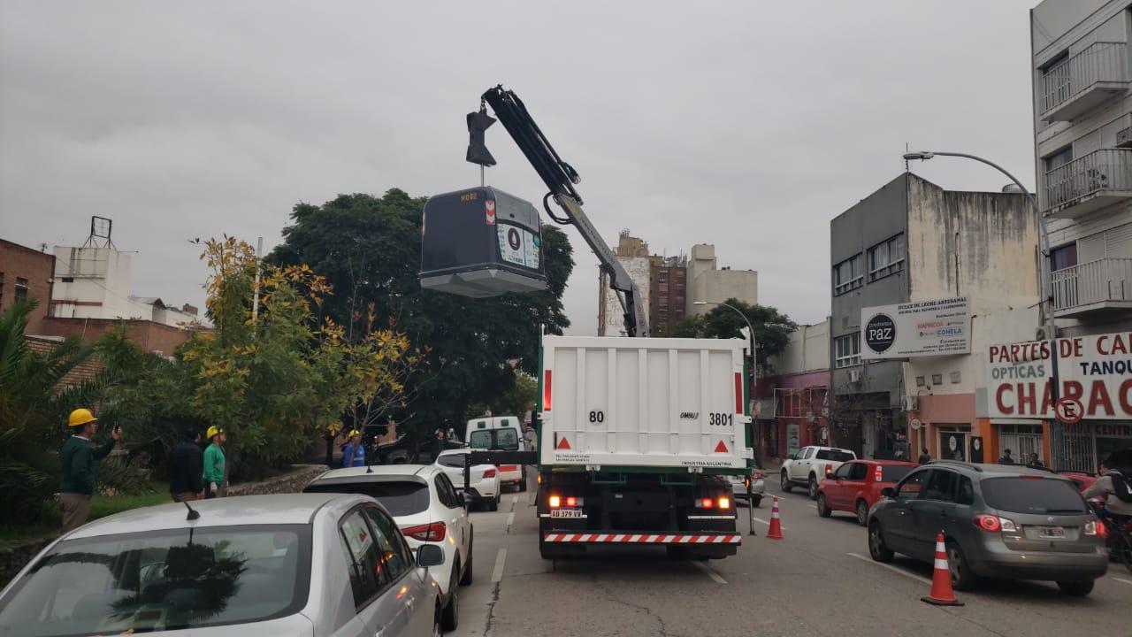 Descarga nuevos contenedores by prensa Muni