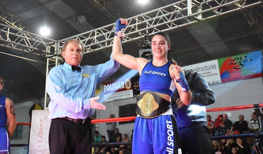 Falleció la boxeadora villamariense Yazmín Marzo