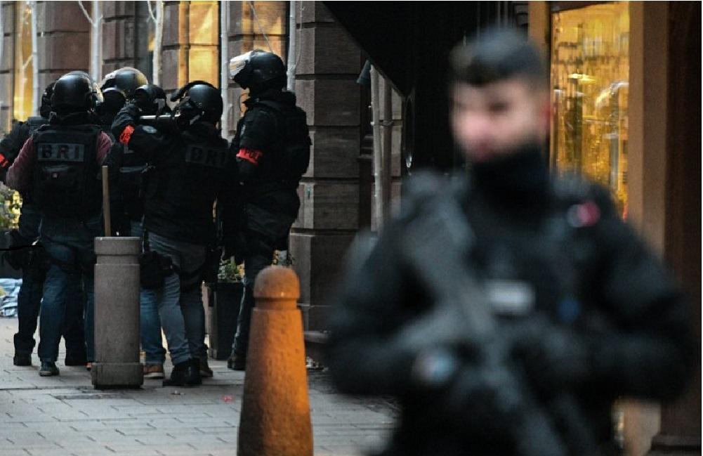 Policía francesa abatió al presunto responsable del tiroteo en Estrasburgo