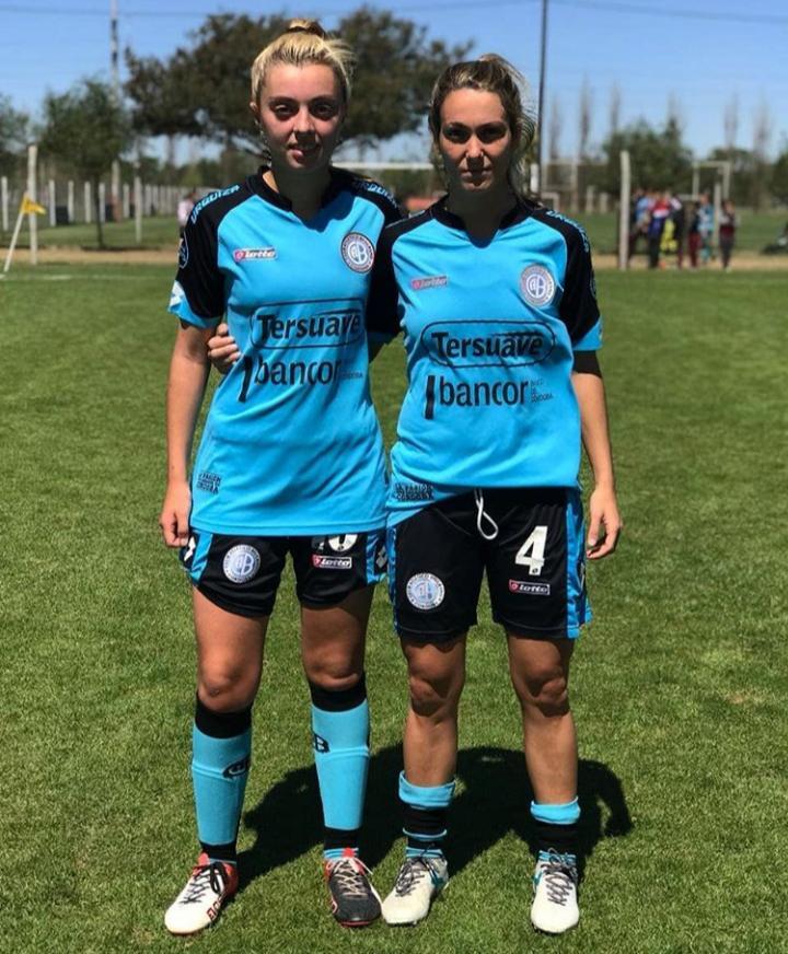 Hoss y Giselle Montenegro