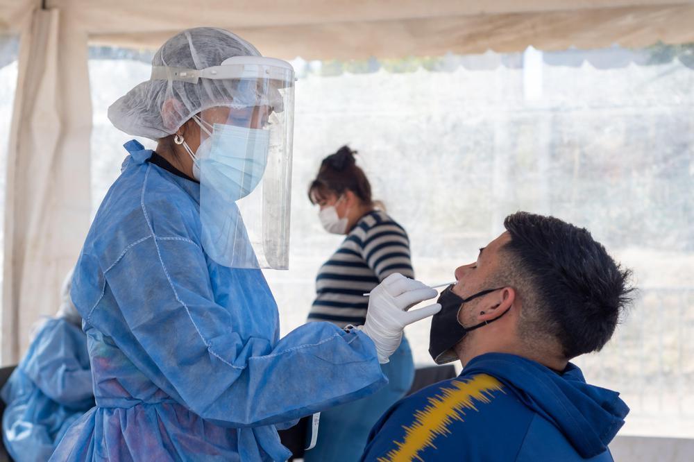 Córdoba reportó 175 nuevos contagios y siete fallecimientos por coronavirus