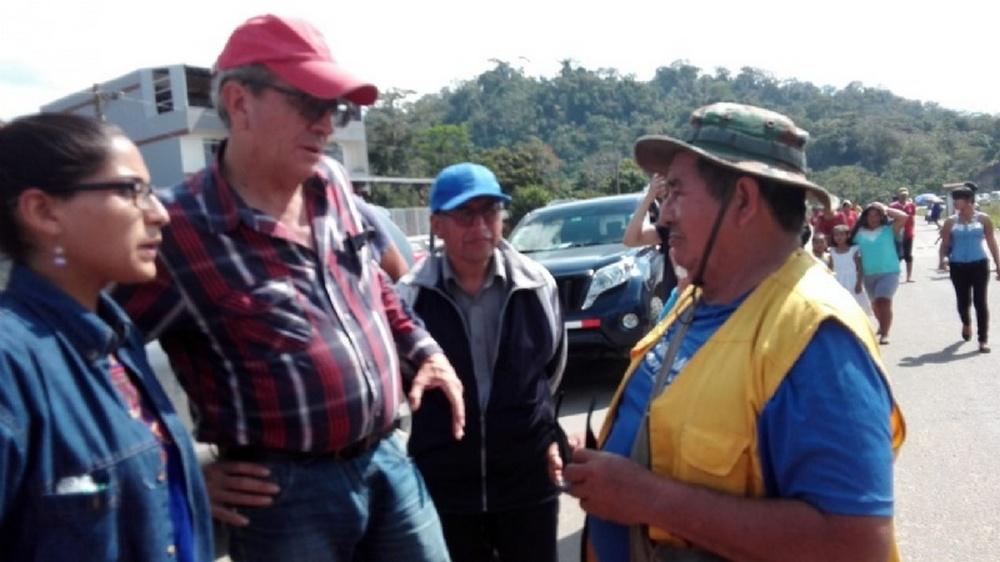 Miembros de una comisión Internacional fueron retenidos en Bolivia