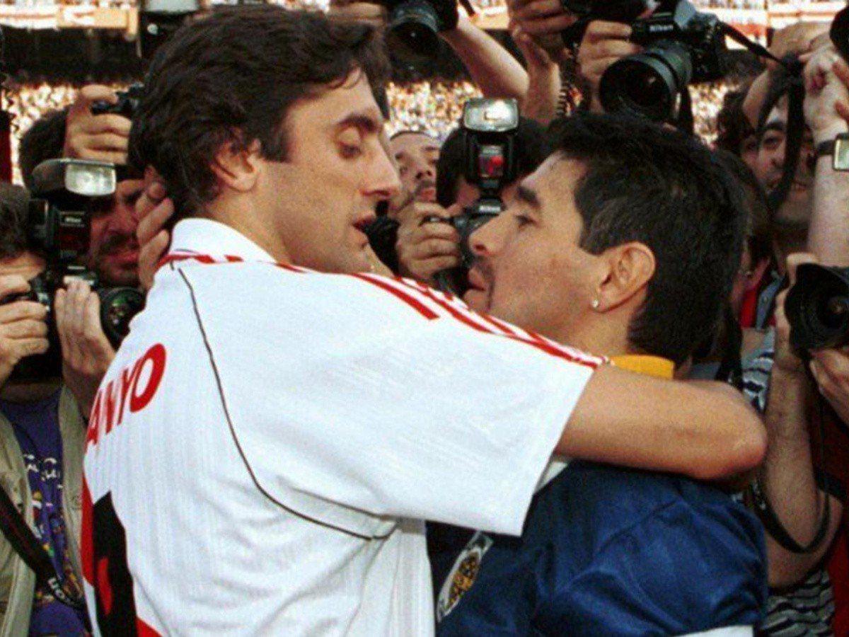 Maradona Enzo