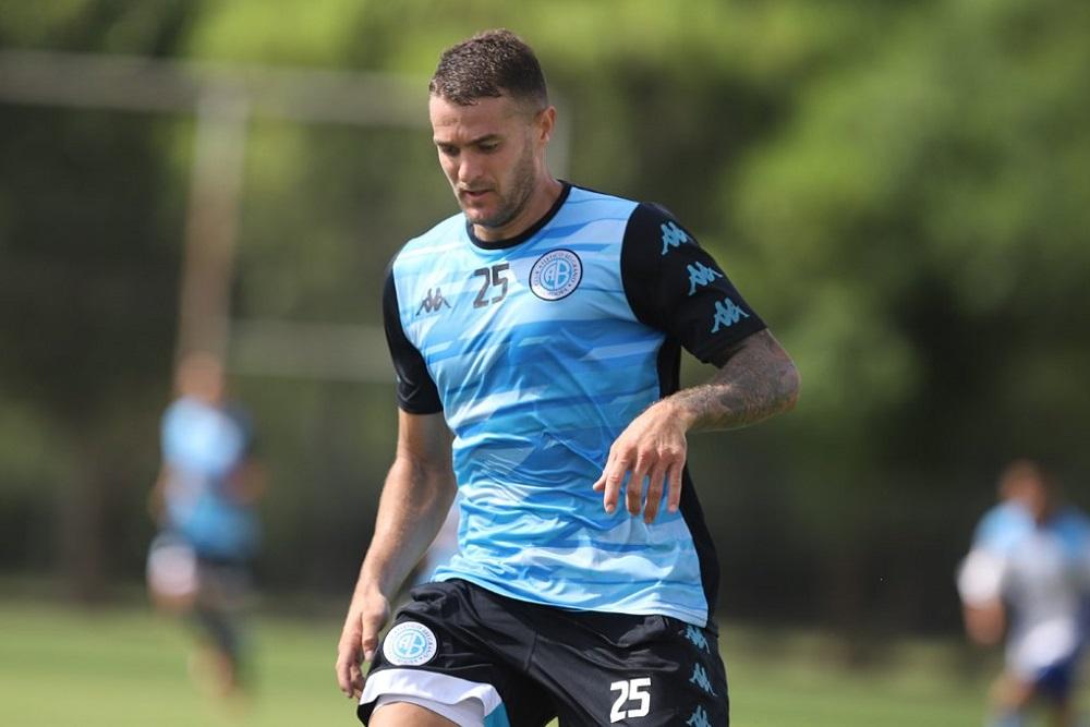 Final del primer tiempo Belgrano gana 1 a 0 ante San Martín de San Juan