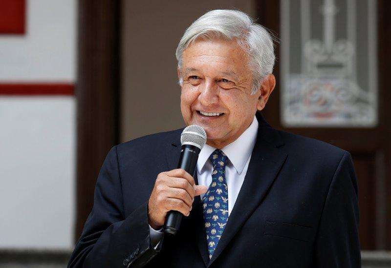AMLO by reuters