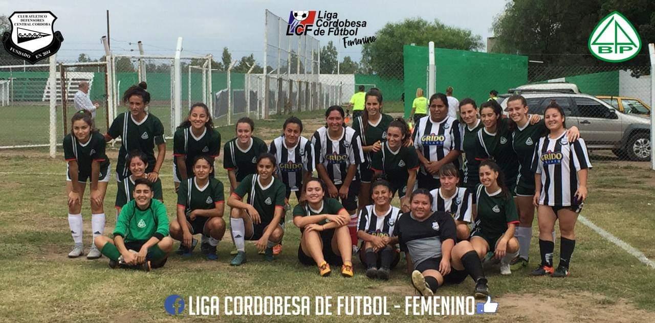 Femenino Defensores Central Còrdoba