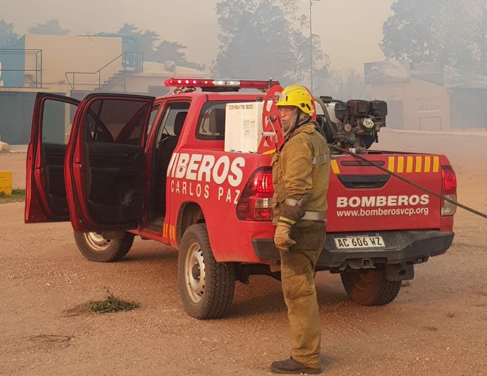 bomberos by @gobdecordoba