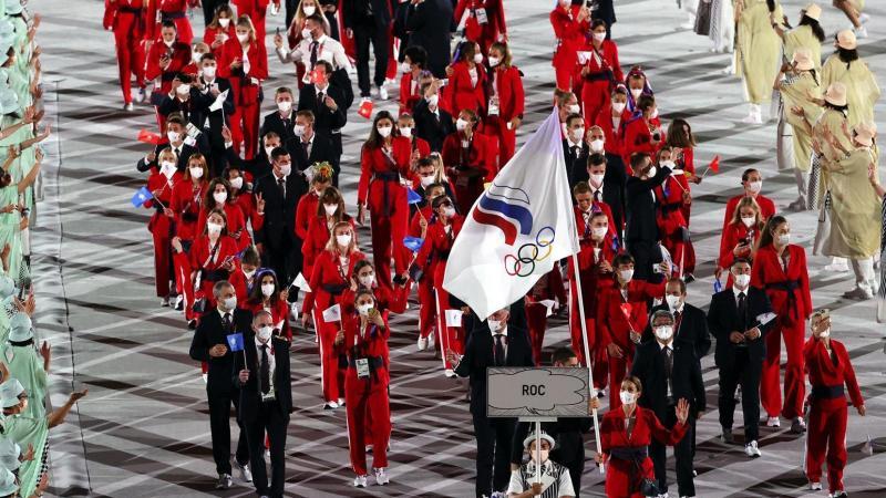 ¿Por qué los atletas rusos no compiten con la bandera de su país?