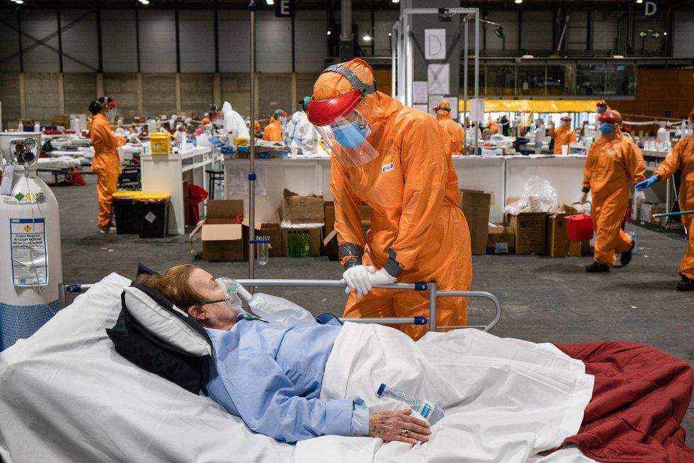 España registra un leve repunte en las cifras de muertos y contagios