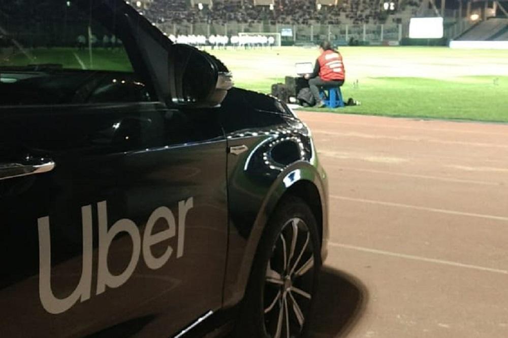 Uber cholo despedida