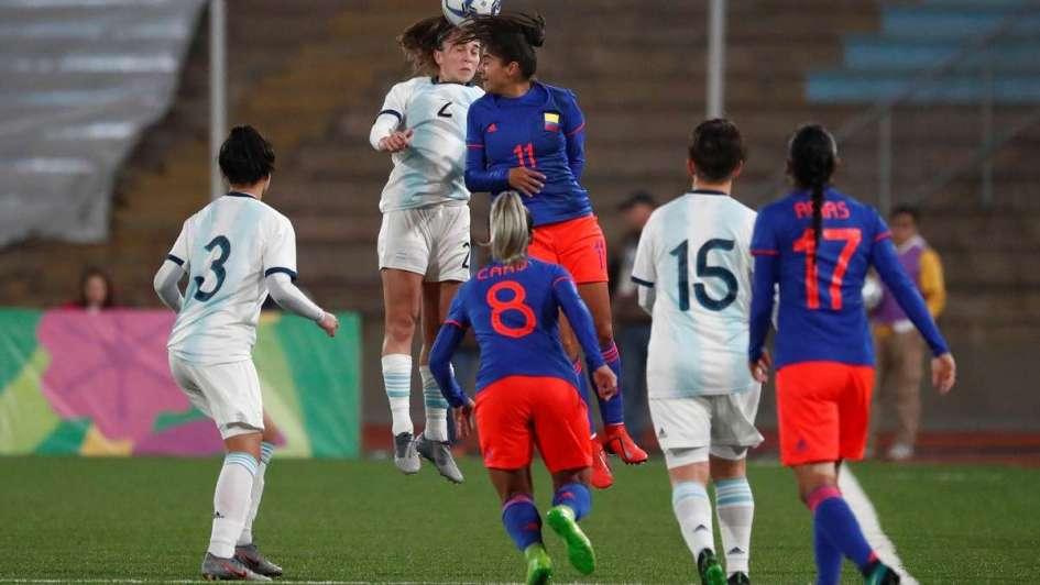 Panamericanos: medalla de plata para la Selección femenina de fútbol