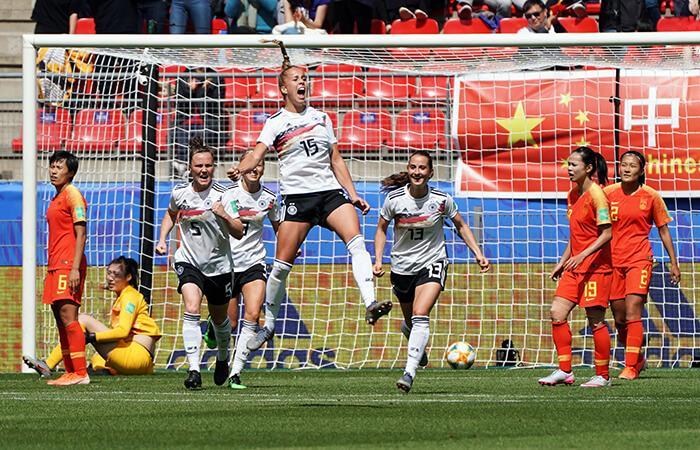 Gwinn anotó el único tanto del partido Foto  EFE