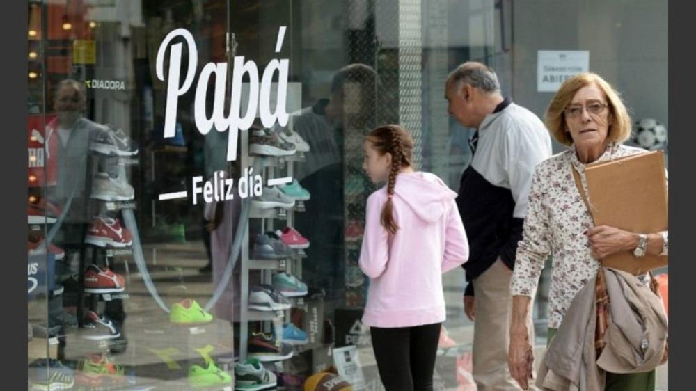 Día del Padre: las ventas cayeron y el ticket promedio fue de $780 en Córdoba
