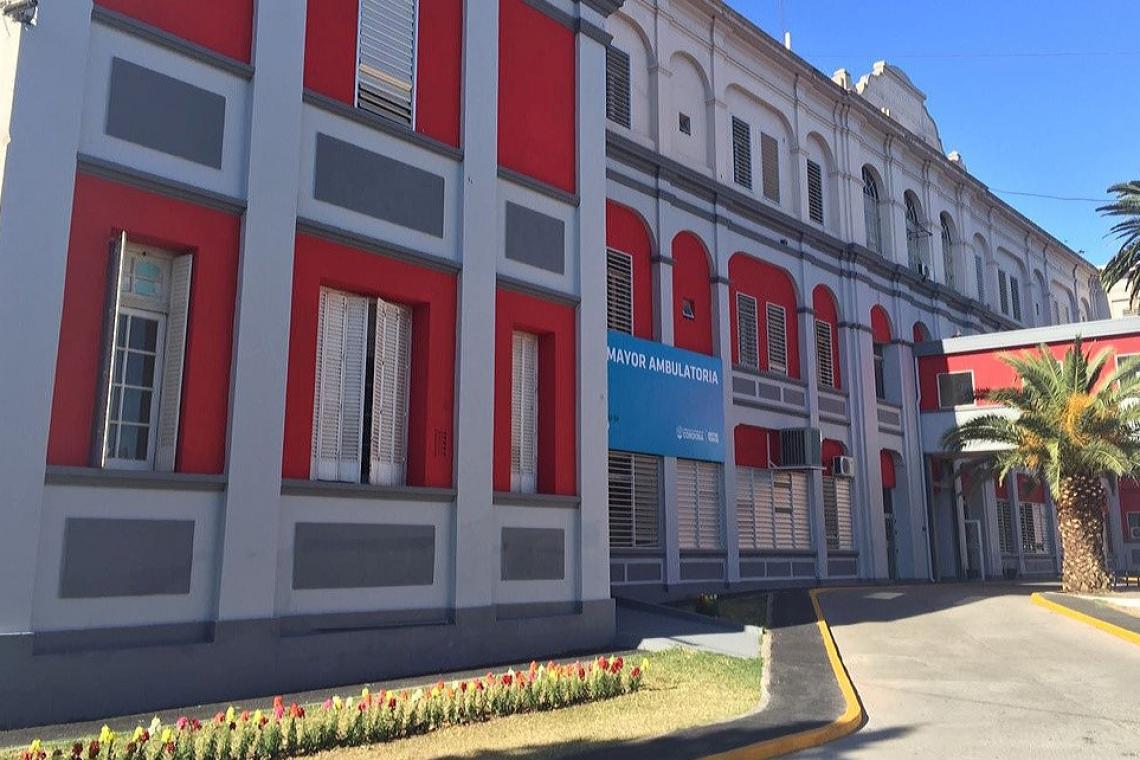 Hospital TRánsito Allende