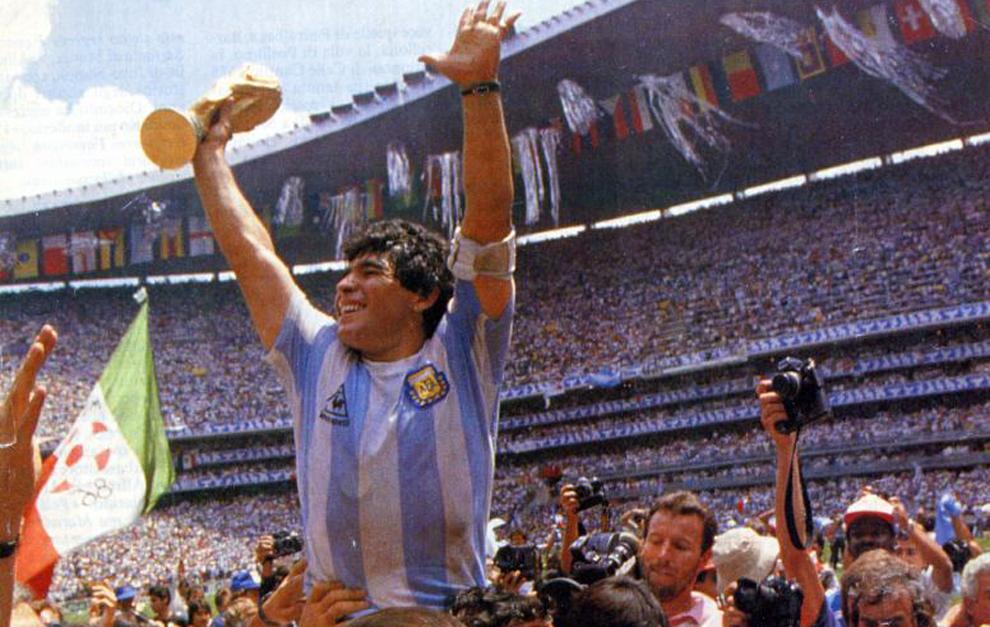 A 32 años del título: el partido completo de la final de México '86