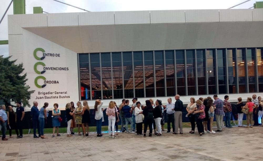 Centro de Convenciones CBA by LMN