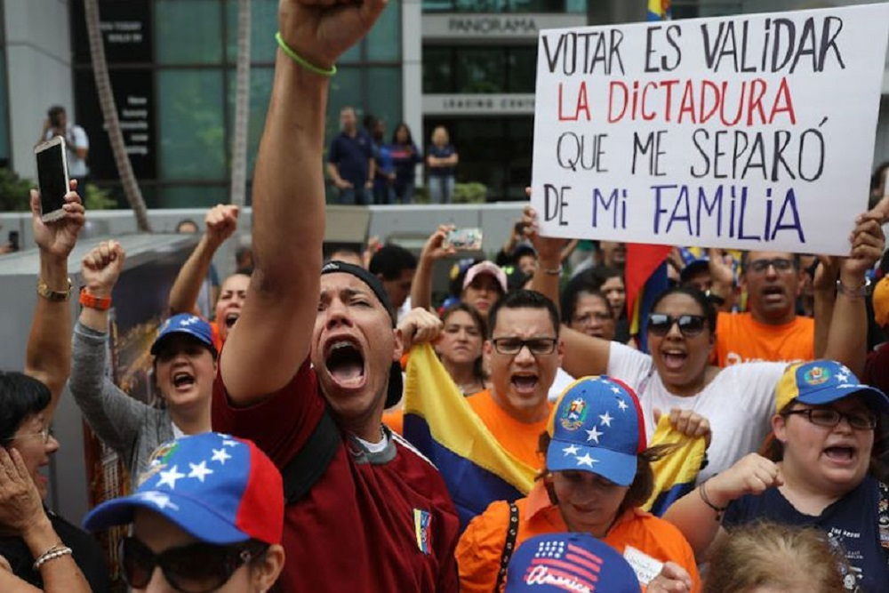 elecciones en venezuela by Getty Images