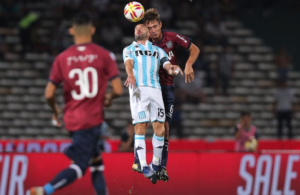 El gol esperanzador de Arias, lo mejor de Talleres