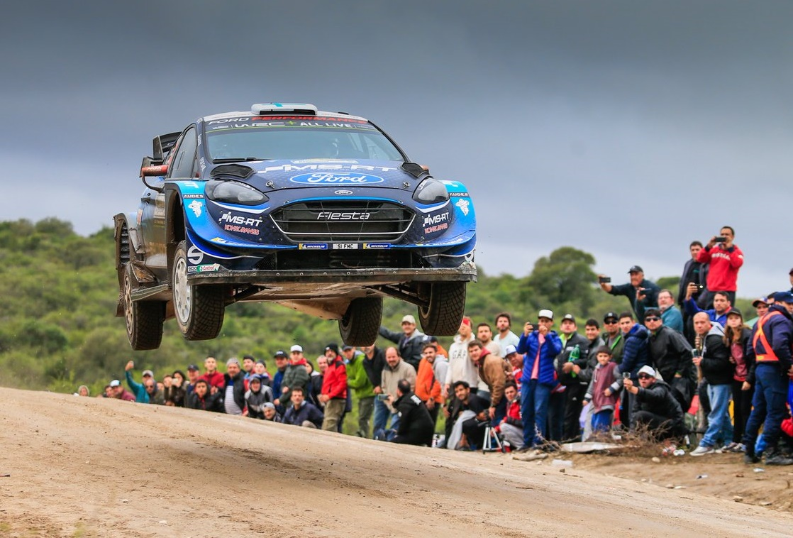 Rally Argentina 2019: todo sobre los tramos de este sábado en Punilla