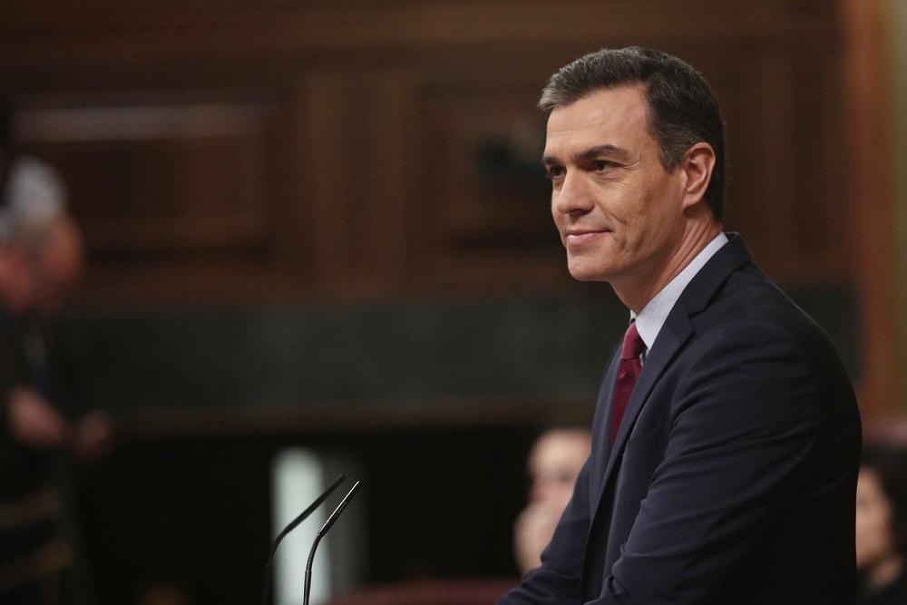 Sánchez será el presidente del primer gobierno de coalición en España
