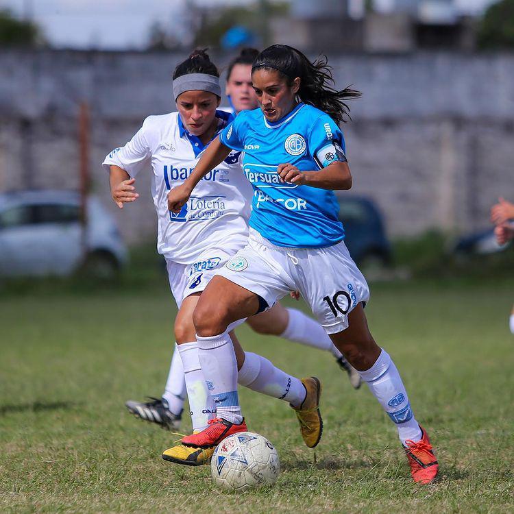 Pepa Gomez Belgrano Femenino
