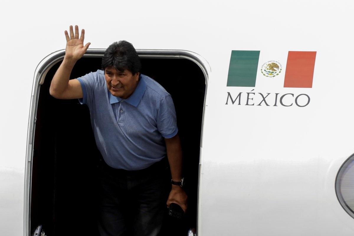 Evo Morales advirtió el riesgo de que estalle una guerra civil en Bolivia