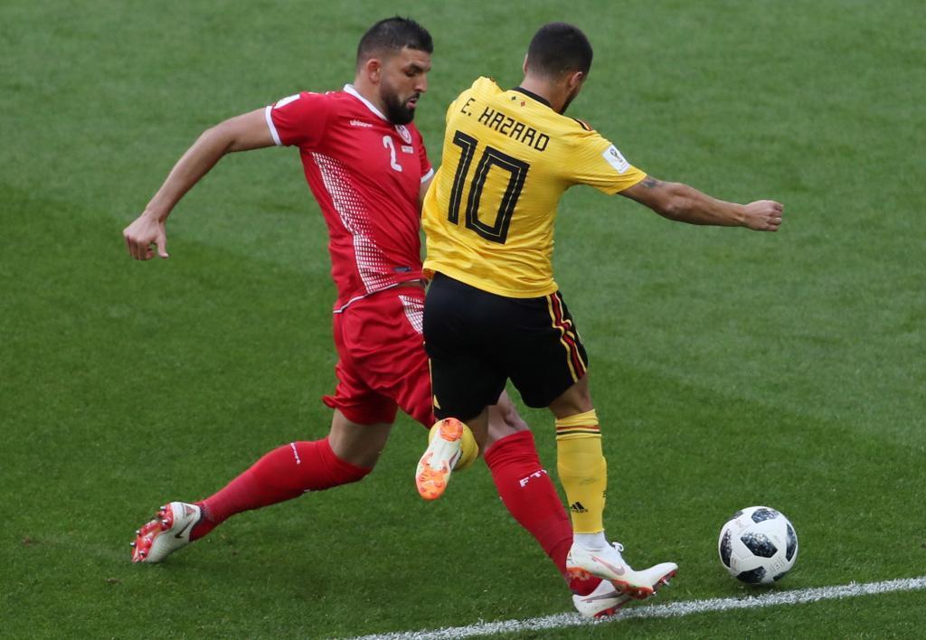 Mundial de Rusia 2018: Bélgica enfrenta a Túnez