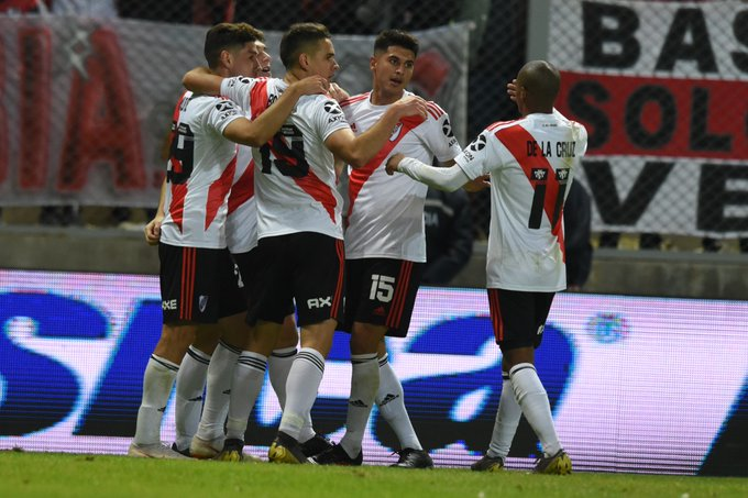 Copa Libertadores: River y Godoy Cruz salen a escena