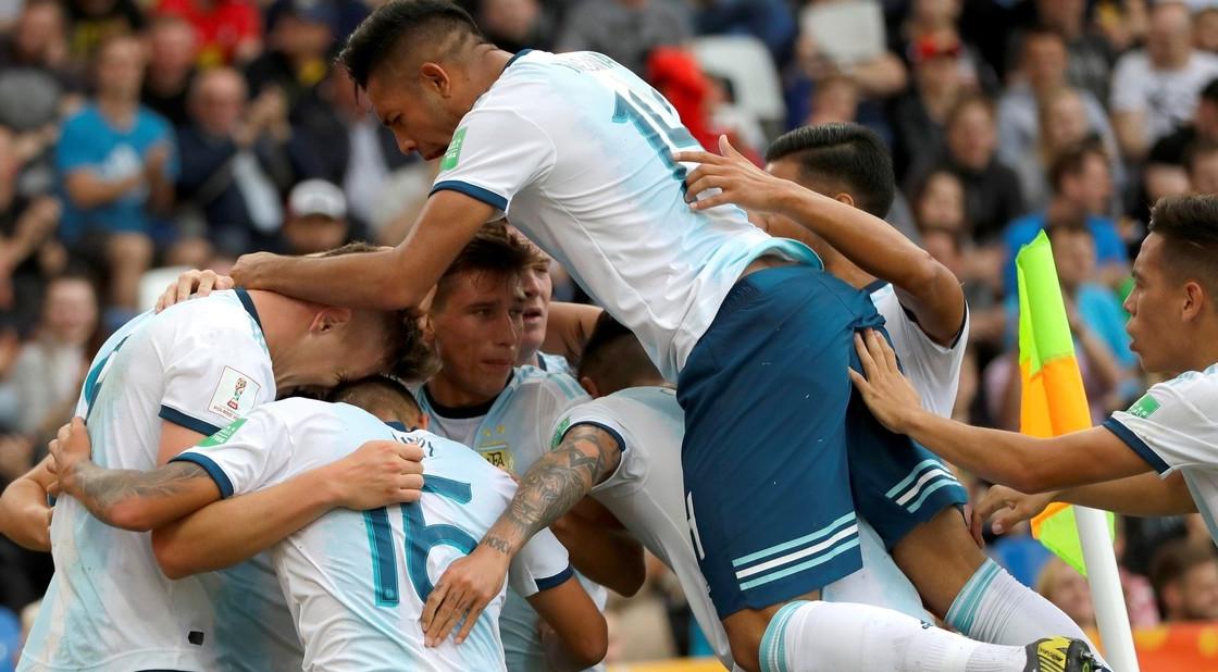 Mundial Sub 20: Argentina enfrenta a Mali por el pase a cuartos de final