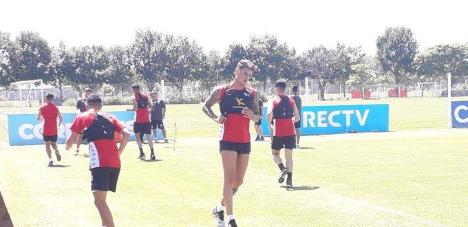 Belgrano: Peñalba tiene una contractura y está descartado para el debut