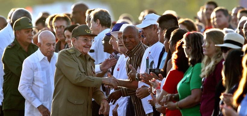Según Raúl Castro, el pueblo cubano aprobará la nueva Constitución