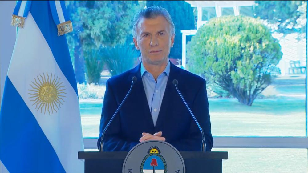 Macri captura de video