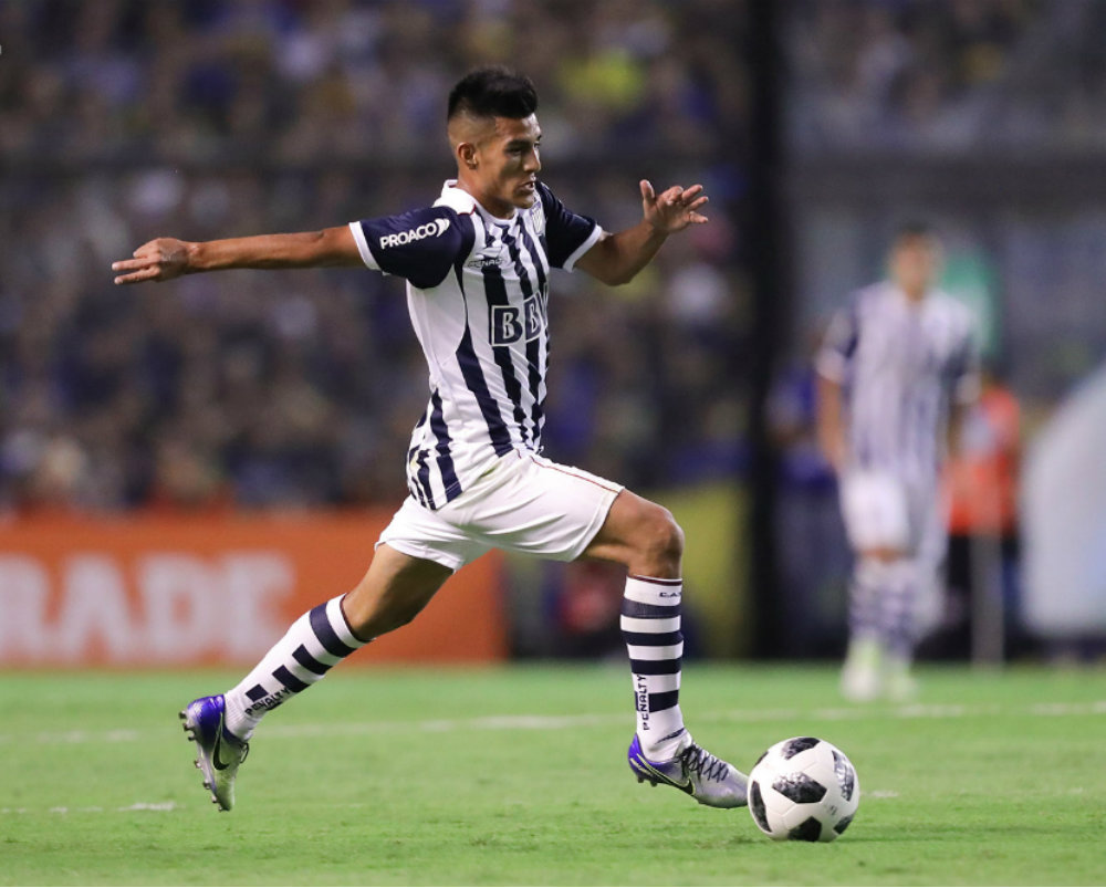 Araujo reemplaza a Valoyes en Talleres para visitar a Boca