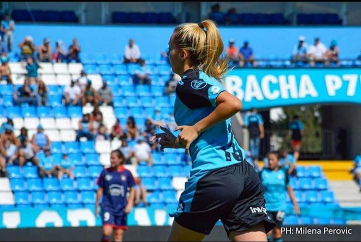 Belgrano femenino en Alberdi