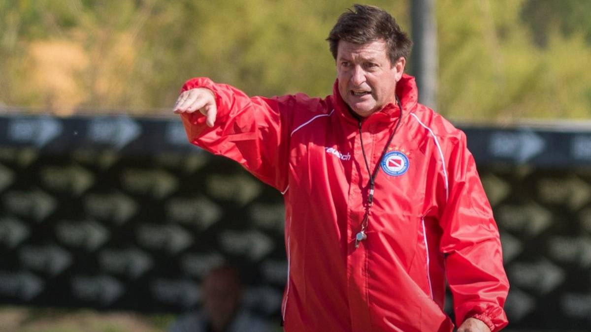 Alfredo Berti, el elegido para ser DT de Belgrano