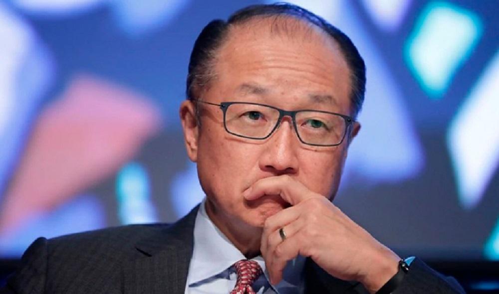 El Presidente del Banco Mundial anunció su renuncia este lunes