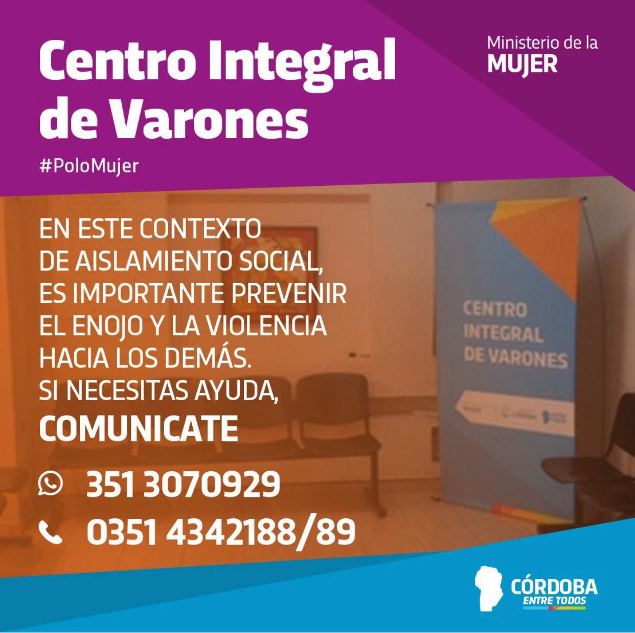 Centro Integral de Varones