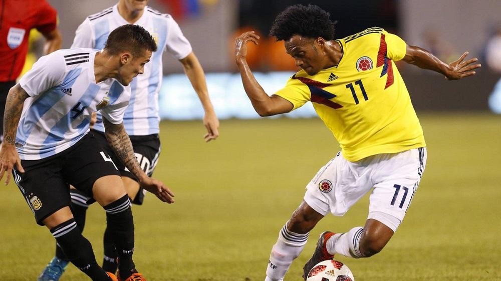 Argentina pudo más pero apenas empató sin goles con Colombia