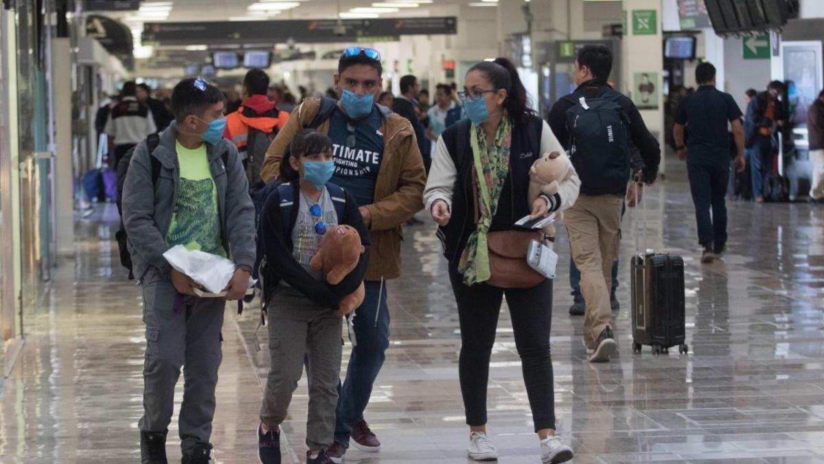México confirmó los primeros dos casos de coronavirus en ese país