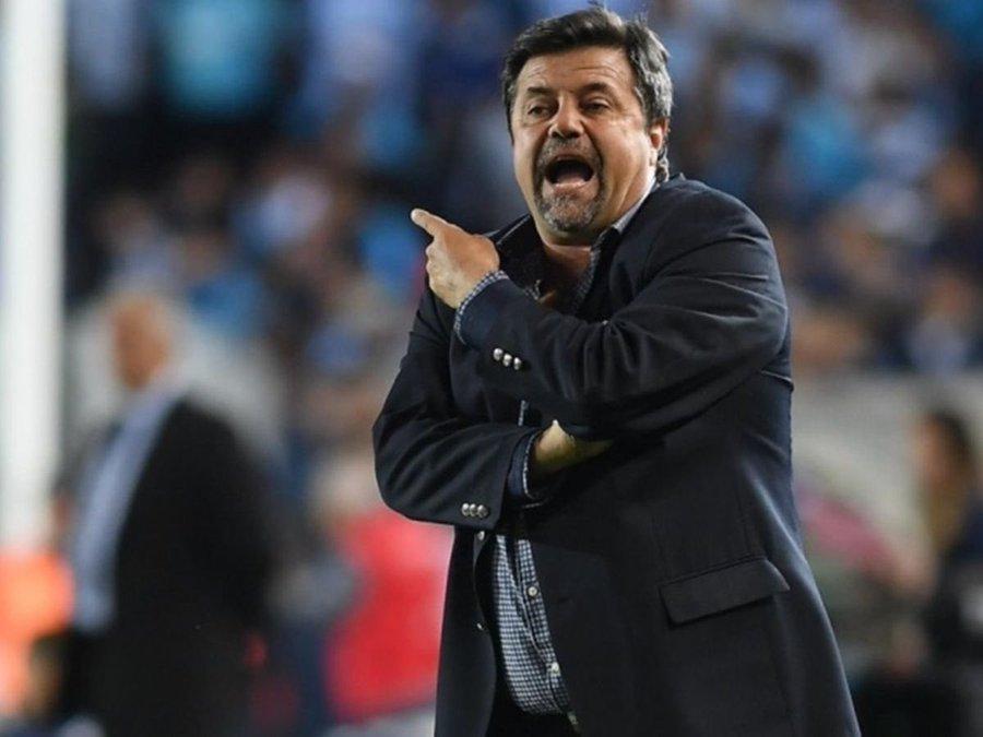 """Belgrano: con equipo definido, Caruso Lombardi arengando """"ir a ganar"""""""