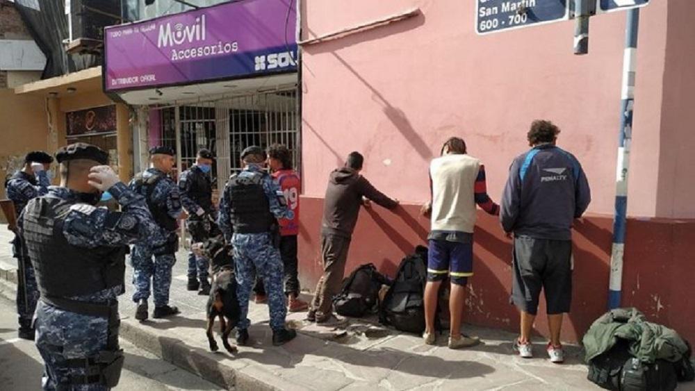 Piden controlar la actuación de las fuerzas de seguridad durante la  cuarentena