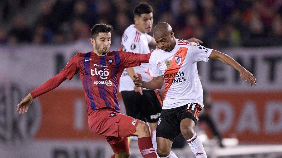 De La Cruz pagó fianza, fue liberado en Paraguay y podrá jugar en River