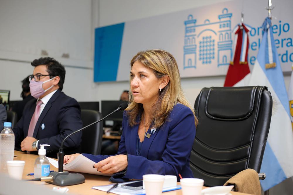 Concejo deliberante Sandra Trigo
