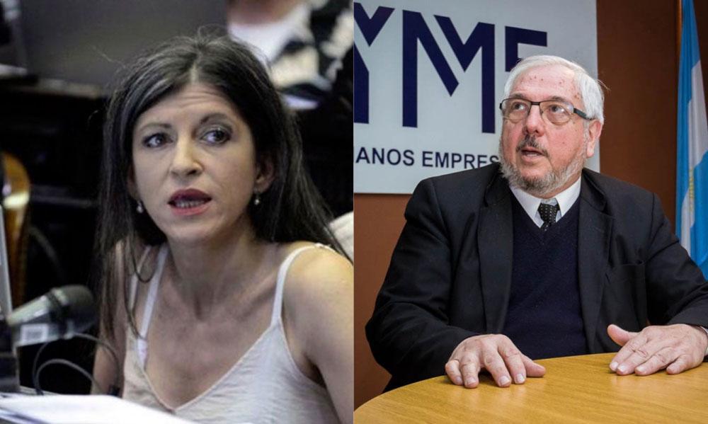 Fernanda Vallejos - Eduardo Fernández