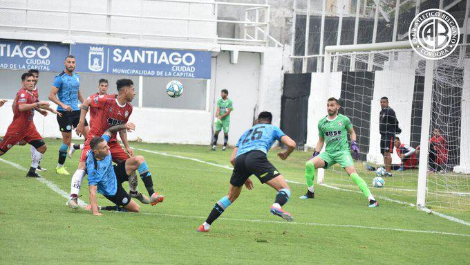 Belgrano cayó en Santiago del Estero en un amistoso