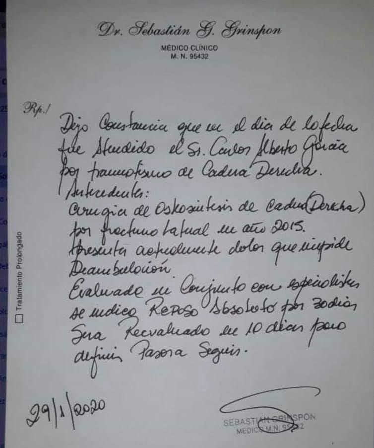 Operación Charly García