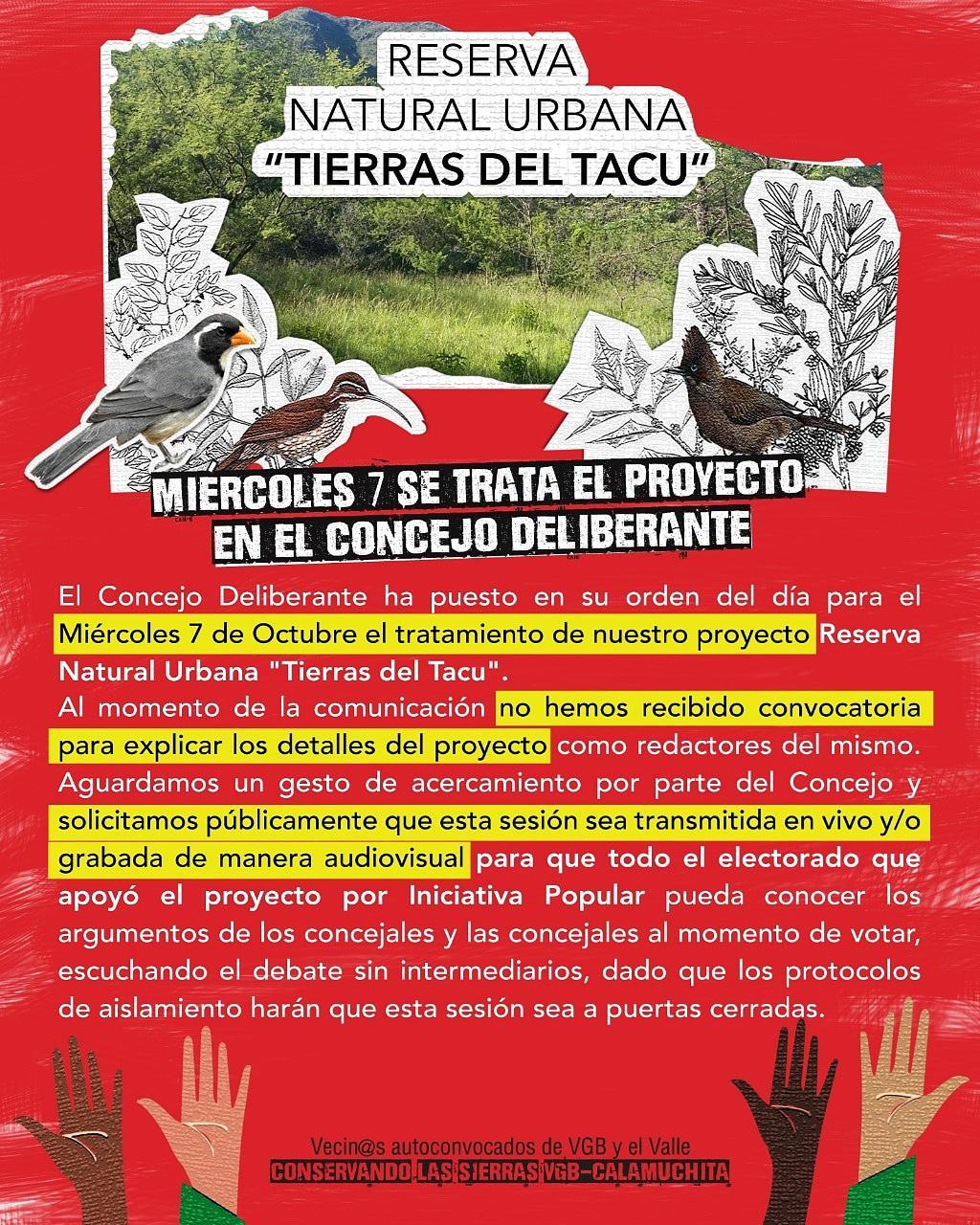 tierras del tacu