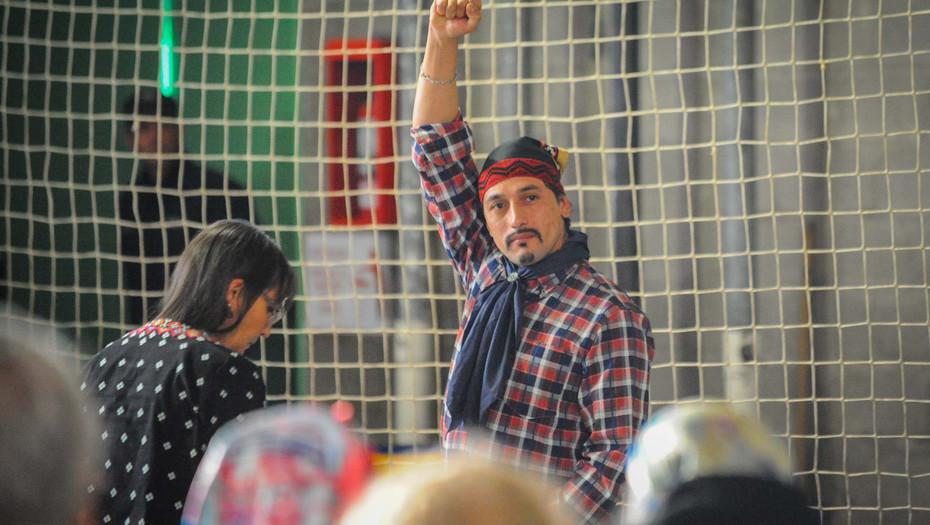 En Chile, la Fiscalía pidió 12 años de prisión para Facundo Jones Huala