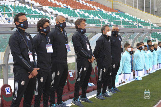 "Lionel Scaloni: ""Fuimos un equipo que dominó"""