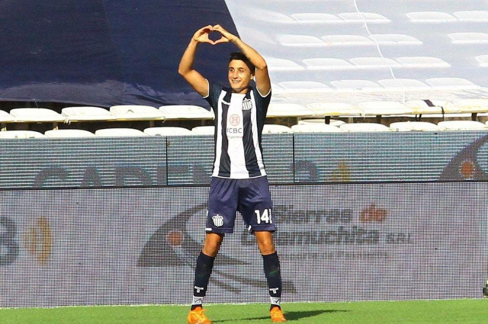 Tenaglia gol vs Union Roscop